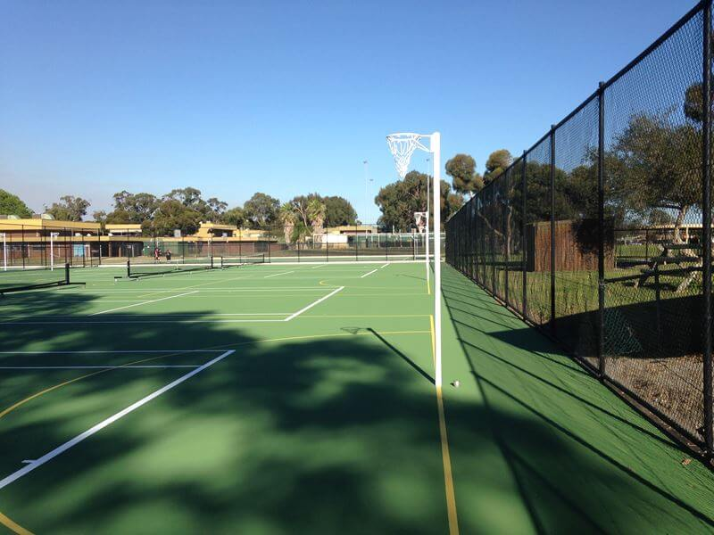 Lynwood High School Multi Sport Court 1