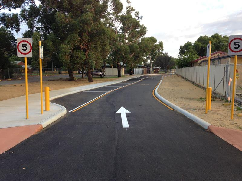 East Kenwick government work
