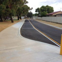 East Kenwick asphalt pavers