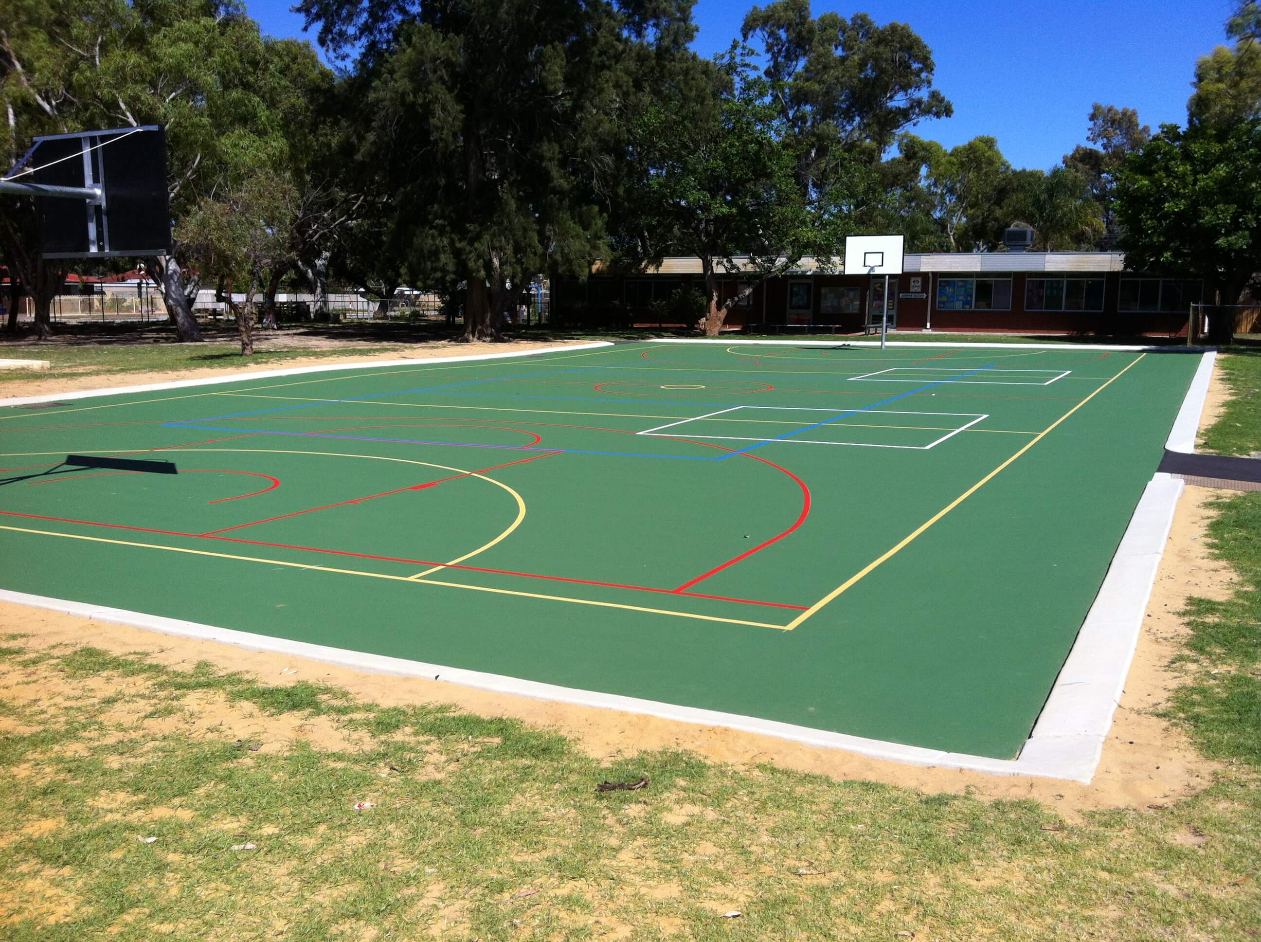 East Maddington Multi Sport Court 2