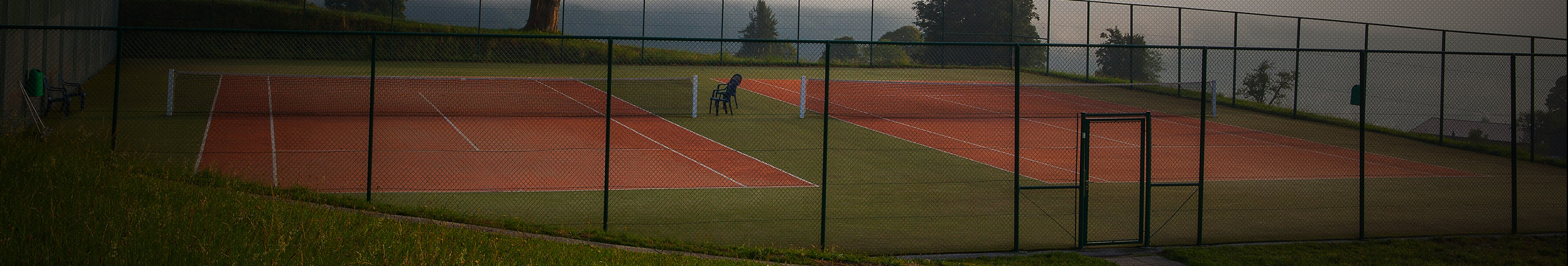 tennis court pavers